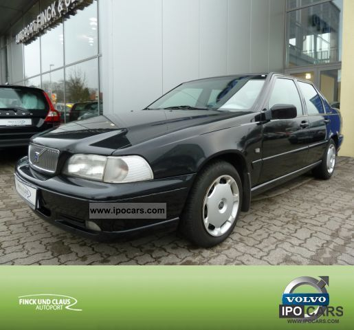 1999 Volvo C70 Transmission: 1999 Volvo Maintained S70 2.4 Black Edition Super!