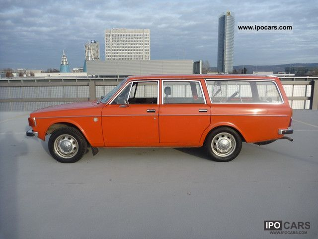 1973 Volvo  145 DE LUXE Estate Car Classic Vehicle photo