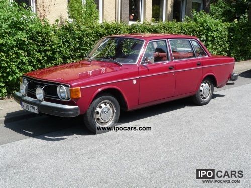 Volvo  Other 1974 Vintage, Classic and Old Cars photo