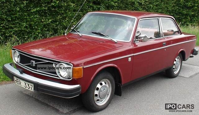 Volvo  142 1974 Vintage, Classic and Old Cars photo