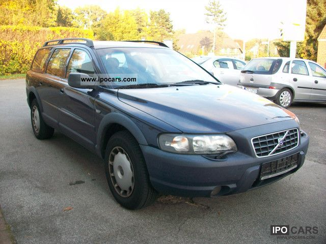 2000 volvo xc 70 cross country car photo and specs. Black Bedroom Furniture Sets. Home Design Ideas