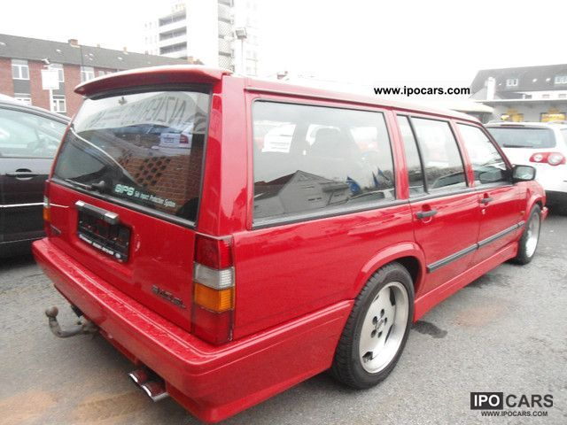 1994 volvo top 940 2 3i state euro2 car photo and specs