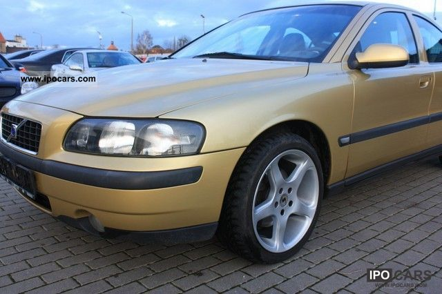 Volvo S Auto Air Partial Leather Top Condition Lgw on The Top Of Engine 2001 Mitsubishi Galant