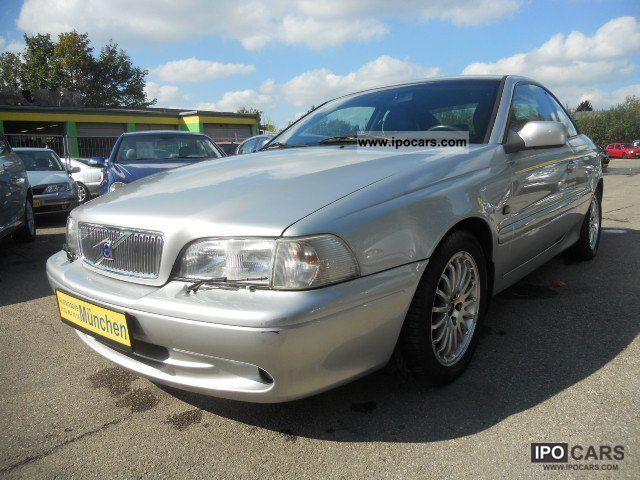 2002 Volvo  C70 Coupe 2.4 T * leather * TUV NEW! Sports car/Coupe Used vehicle photo