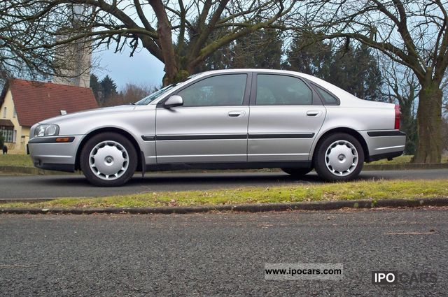 2001 Volvo S80 2.0T Business Limousine Used vehicle photo