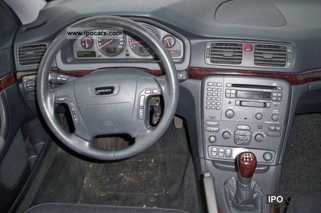 Volvo S80 2001 2001 Volvo S80 2 0t
