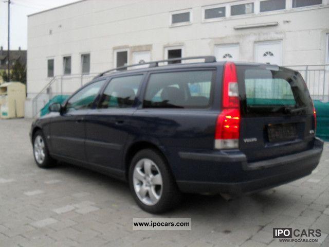 2003 Volvo V70 2.4 EURO 4 Klimaautom. 1 hand - Car Photo and Specs