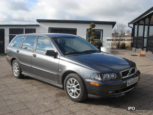 2003 Volvo V40 Stan Igla Car Photo And Specs