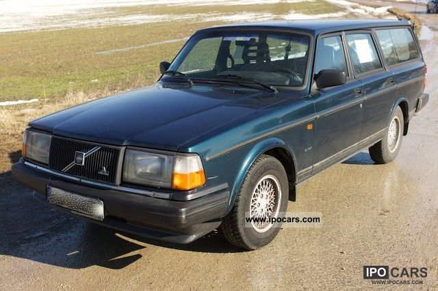 1992 Volvo  245 Estate Car Used vehicle photo