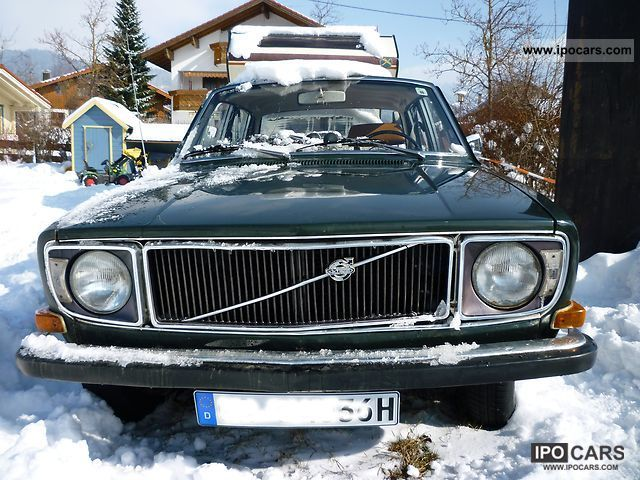 Volvo  144 De Luxe 1970 Vintage, Classic and Old Cars photo