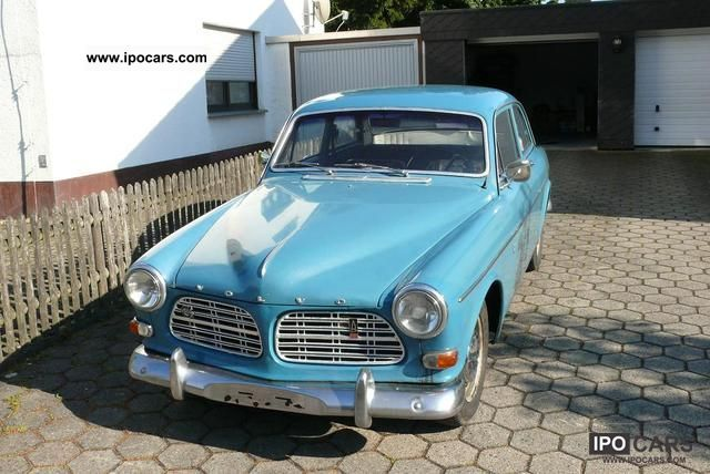 Volvo  Amazon 1967 Vintage, Classic and Old Cars photo
