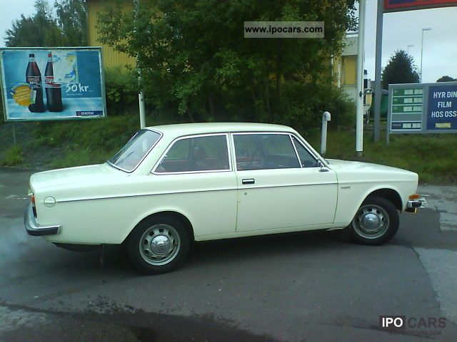 Volvo  142 DL 1972 Vintage, Classic and Old Cars photo