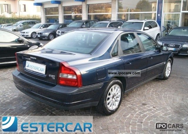 2001 Volvo S80 T6 Turbo