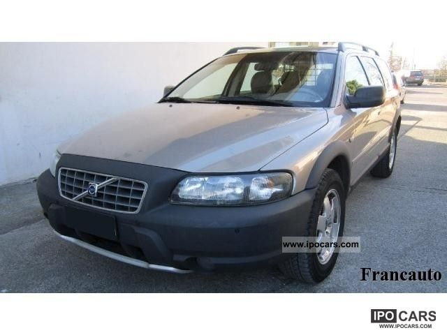 2002 Volvo  2.5i 20v turbo 70 XC70 AWD cat T Optima Estate Car Used vehicle photo