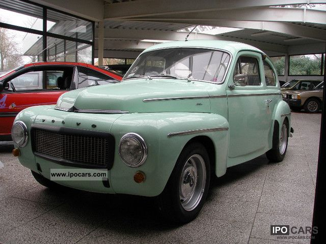 Volvo  544 \ 1960 Vintage, Classic and Old Cars photo