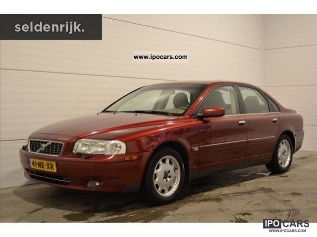 Volvo  S80 2.4 SE AUTO ELITE LPG3 MOD 2003 Liquefied Petroleum Gas Cars (LPG, GPL, propane) photo