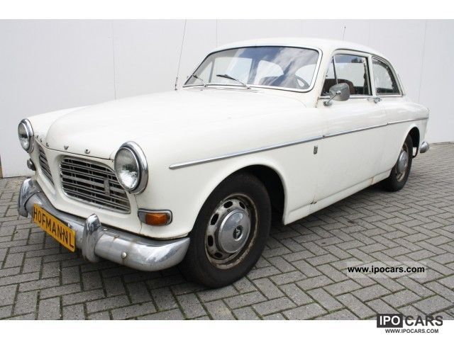 Volvo  Amazon B20 LPG 1970 Liquefied Petroleum Gas Cars (LPG, GPL, propane) photo