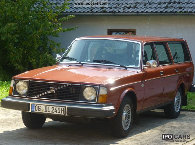 Volvo  245 1978 Vintage, Classic and Old Cars photo