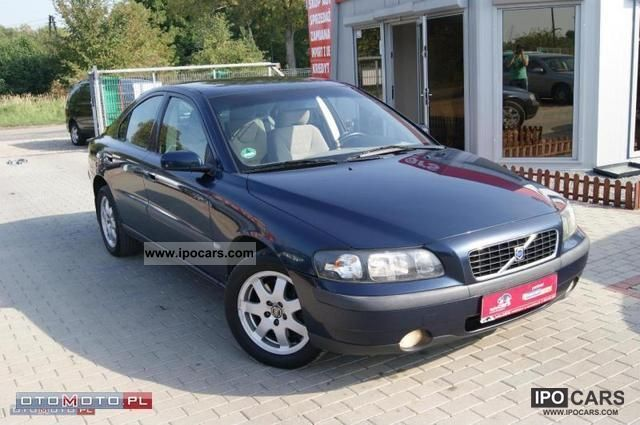 Volvo  GAZ S60 C N G! 2004 Compressed Natural Gas Cars (CNG, methane, CH4) photo