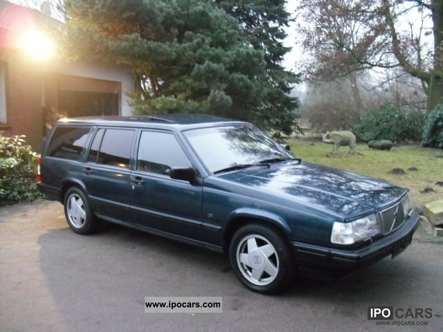 1993 Volvo 940 Turbo Ic Classical Music Factory Lpg Gas