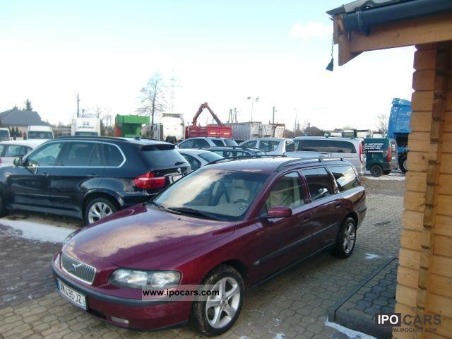 2003 Volvo  2.4D! ALU! TOP! TOP! TOP! TOP! Estate Car Used vehicle photo