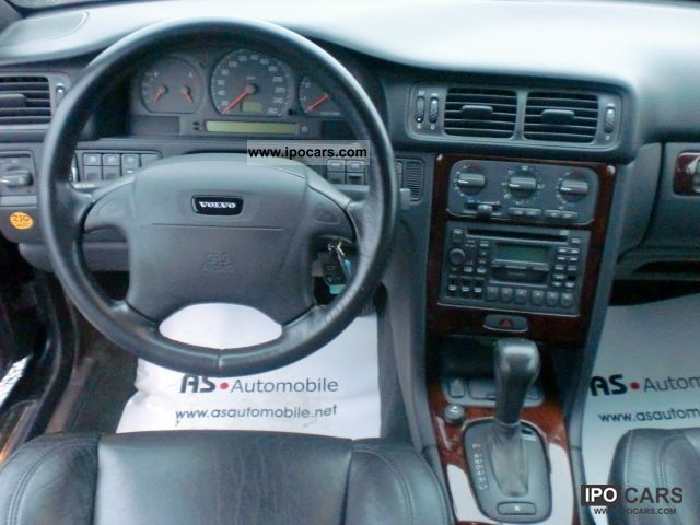 2000 Volvo C70 2 4t Automatic Full Leather Navigation Sports Car