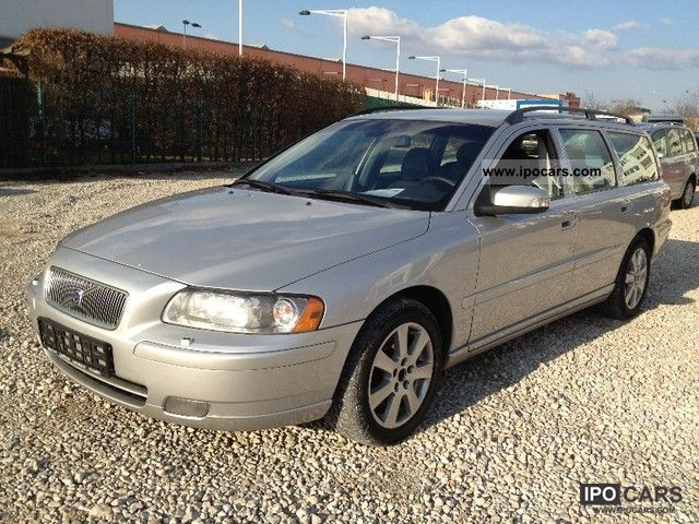 2007 Volvo  V70 2.4D Aut. AUTOMATIC CLIMATE ~ ~ ~ LEATHER * Estate Car Used vehicle photo