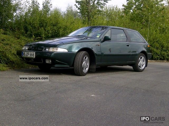 1995 Volvo  480 GT Sports car/Coupe Used vehicle photo