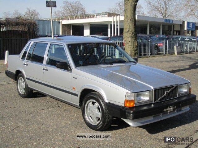 volvo 740 1984