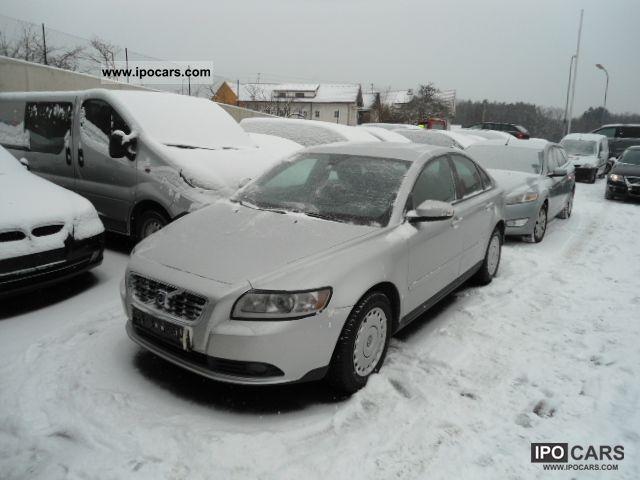 Volvo  Flexi Fuel S40 1.8 EXP5990 *, - * 2007 Ethanol (Flex Fuel FFV, E85) Cars photo