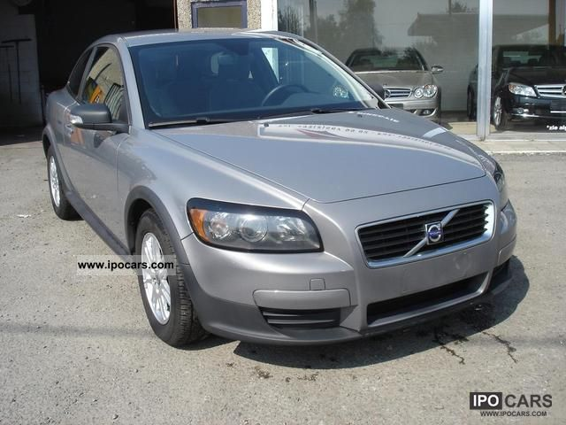 2007 volvo c30 1 6 turbo d clime 6500 vat car photo and specs. Black Bedroom Furniture Sets. Home Design Ideas