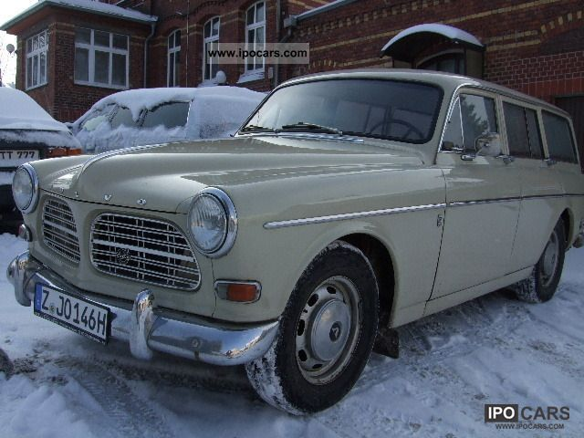 Volvo  Amazon 1968 Vintage, Classic and Old Cars photo