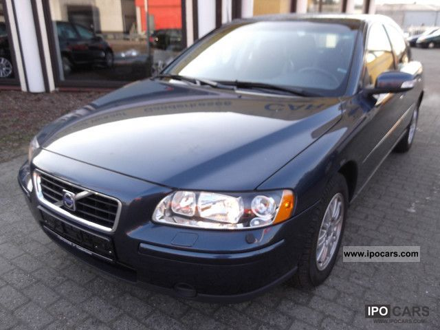 2007 Volvo  S60 2.4 Kinetic Limousine Used vehicle photo