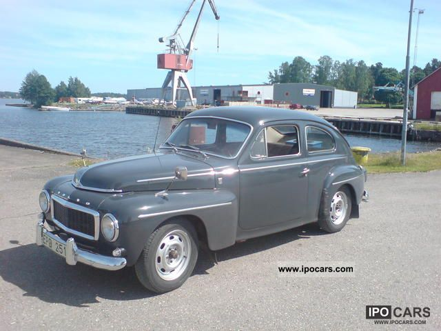 Volvo  PV544 1966 Vintage, Classic and Old Cars photo