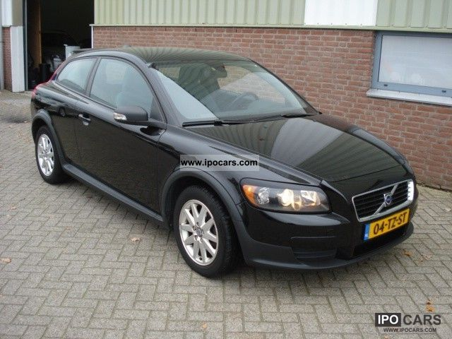 2007 Volvo C30 16d Kinetic Car Photo And Specs