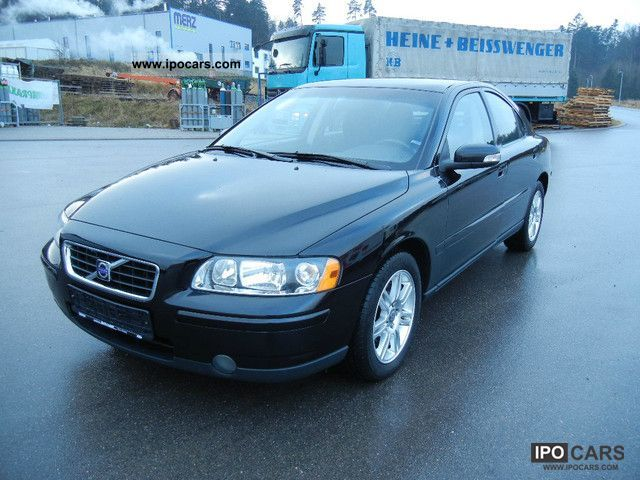 2007 volvo s60 2 4d kinetic model 2008 car photo and specs. Black Bedroom Furniture Sets. Home Design Ideas