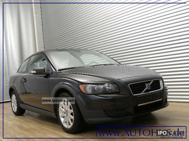 2008 volvo c30 2 0 d kinetic ahk car photo and specs. Black Bedroom Furniture Sets. Home Design Ideas