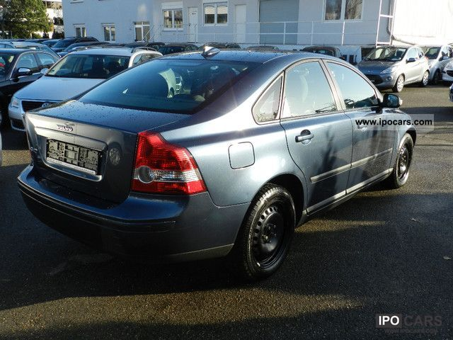 2007 volvo s40 2 0d dpf 1hand non smoking climate 19 vat. Black Bedroom Furniture Sets. Home Design Ideas
