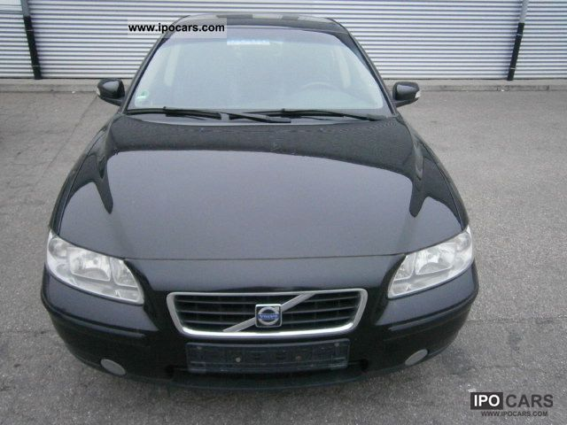 2007 Volvo  S60 2.4D Kinetic Limousine Used vehicle photo
