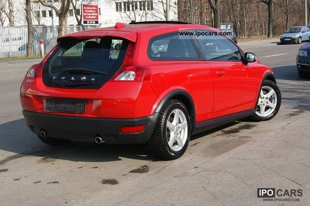 2007 volvo c30 d5 automatic navi dvd 1 hand car photo and specs. Black Bedroom Furniture Sets. Home Design Ideas