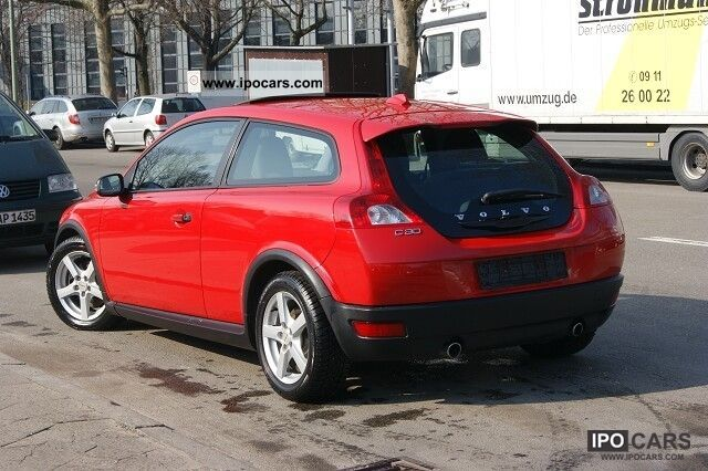 2007 volvo c30 d5 automatic navi dvd 1 hand car. Black Bedroom Furniture Sets. Home Design Ideas