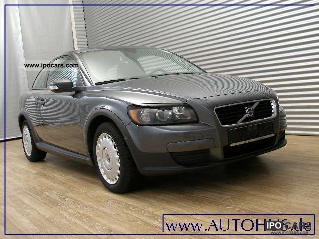 2007 volvo c30 1 6 d cruise control car photo and specs. Black Bedroom Furniture Sets. Home Design Ideas