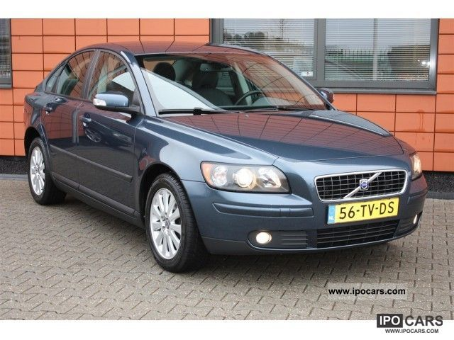 2007 volvo s40 edition i car photo and specs. Black Bedroom Furniture Sets. Home Design Ideas