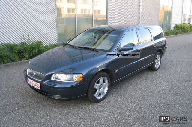 Volvo  V70 Bi-Fuel Aut. Momentum, navigation, phone, Xenon 2005 Compressed Natural Gas Cars (CNG, methane, CH4) photo
