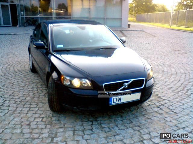 2006 Volvo  S40 Limousine Used vehicle photo