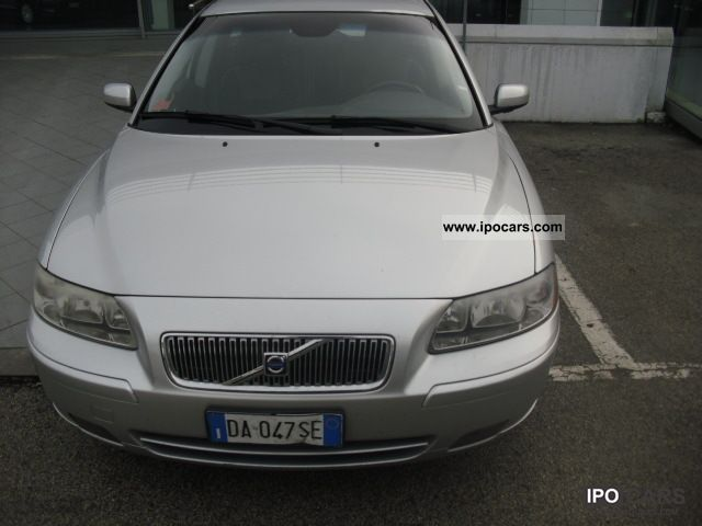 Volvo  V70 bifuel metano 2006 Compressed Natural Gas Cars (CNG, methane, CH4) photo