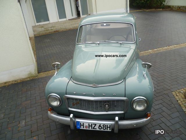 Volvo  PV 544 1962 Vintage, Classic and Old Cars photo