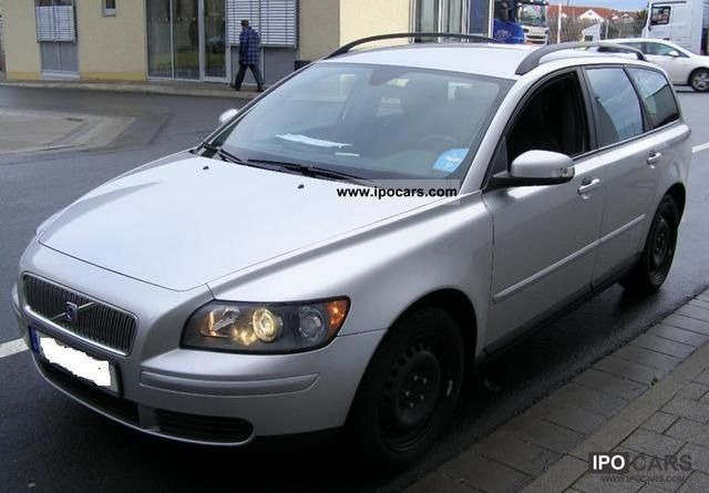 2007 Volvo  V50 1.8 Edition MAL * MFL * BC * climate control * 16 \ Estate Car Used vehicle photo