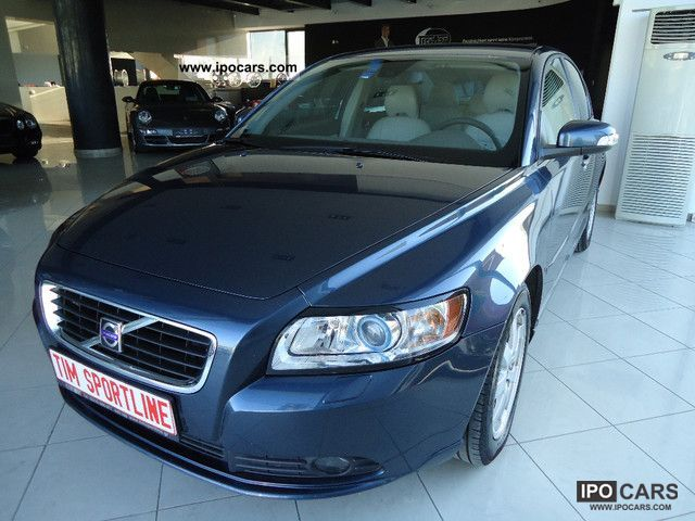 2007 volvo s40 1 8 summum car photo and specs. Black Bedroom Furniture Sets. Home Design Ideas