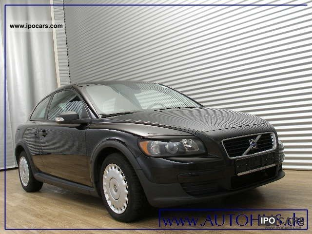 2008 volvo c30 2 0 d klimaaut car photo and specs. Black Bedroom Furniture Sets. Home Design Ideas